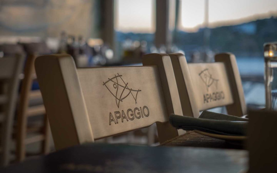 "Why you should visit the ""Apaggio"" Restaurant in Mykonos"